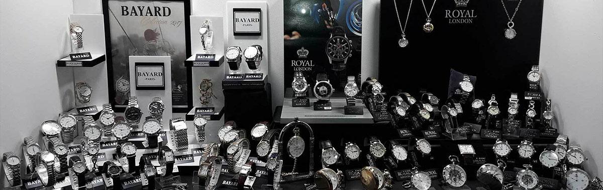 Vente et réparation de montres